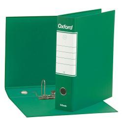 Registratori Oxford Esselte - Comm.-dorso 8-F.to utile 23x30cm-verde-390783180