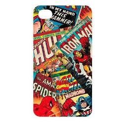 MARVEL COVER AVENGERS IPHONE4
