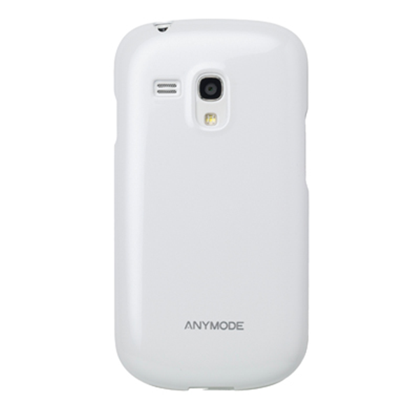 HARD COVER WHITE GALAXY S3 MINI