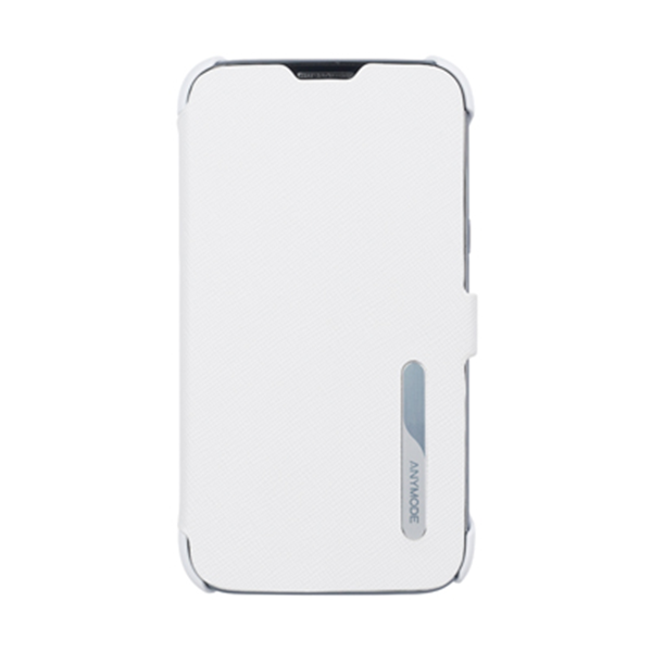 FLIP CASE WHITE GALAXY NOTE2
