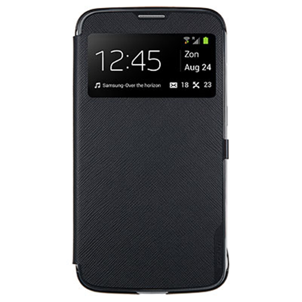 VIEW CASE BLACK MEGA GALAXY 6.3