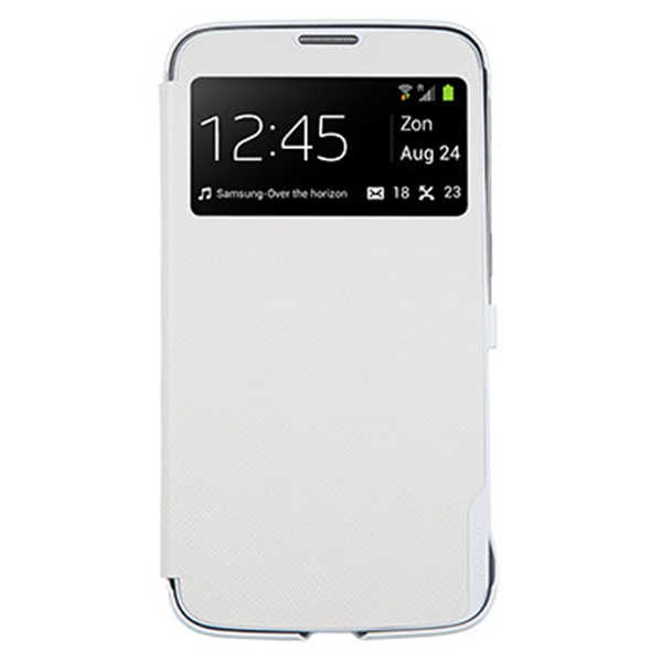 VIEW CASE WHITE MEGA GALAXY 6.3