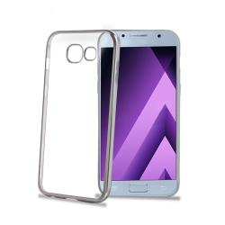 LASER COVER GALAXY A3 2017 SILVER