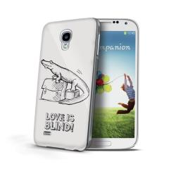 COVER LOVE IS BLIND GS4 CROCO