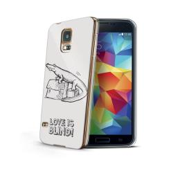 COVER LOVE IS BLIND GS5 CROCO