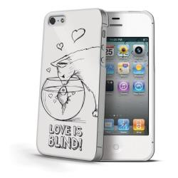 LOVE IS BLIND COVER CAT IPHONE 4S/4