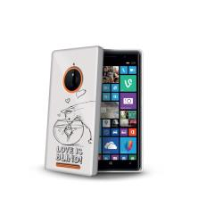 LOVE IS BLIND COVER CAT LUMIA 830