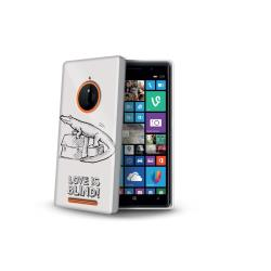LOVE IS BLIND COVER CROCO LUMIA 830