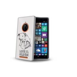 LOVE IS BLIND COVER PIG LUMIA 830