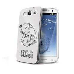 COVER LOVE IS BLIND S3/S3 NEO PIG