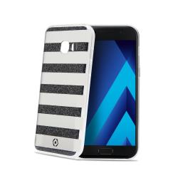 STRIPES COVER GALAXY A5 2017 BK