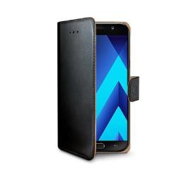 WALLY CASE GALAXY A7 2017 BLACK