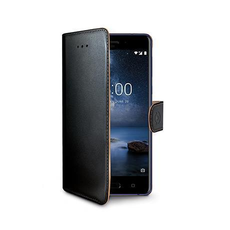 WALLY CASE NOKIA 8 BLACK