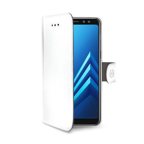 WALLY CASE FOR GALAXY A8 2018 WH
