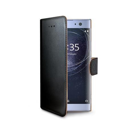 WALLY CASE XPERIA XA2 ULTRA BLACK
