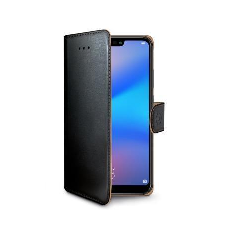 WALLY CASE HUAWEI P20 LITE BLACK