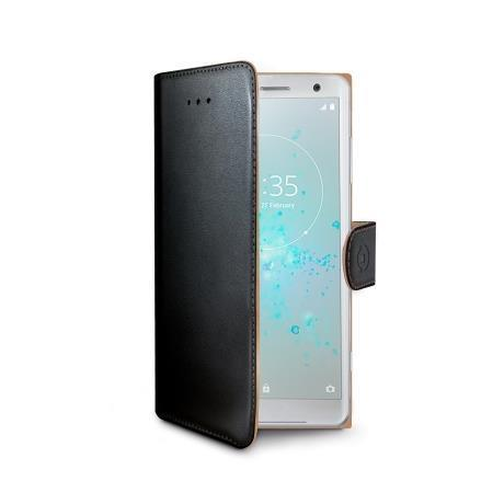 WALLY CASE XPERIA XZ2 COMPACT BLACK