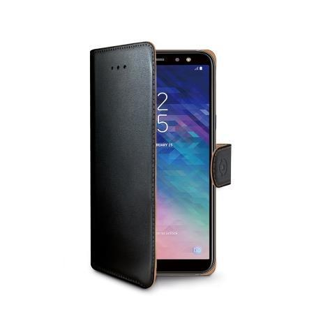 WALLY CASE GALAXY A6(2018)BLACK