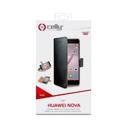 WALLY CASE HUAWEI NOVA BLACK