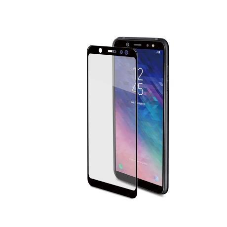 FULL GLASS GALAXY A6(2018) BLACK