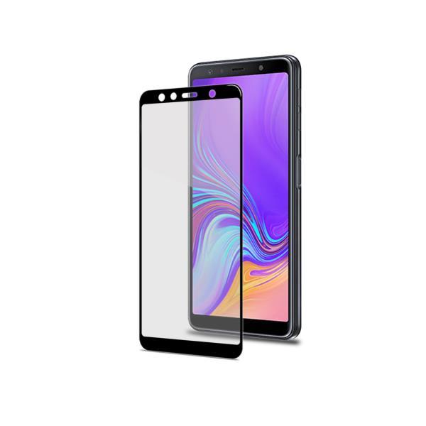 FULL GLASS GALAXY A7 (2018) BLACK
