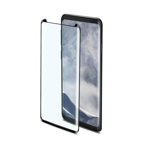 3D GLASS GALAXY S9 PLUS BLACK