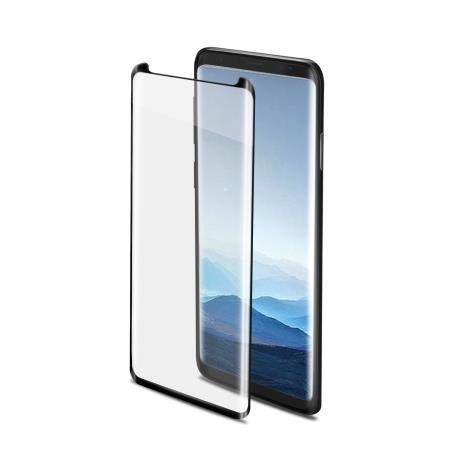 3D GLASS GALAXY NOTE 9 BLACK