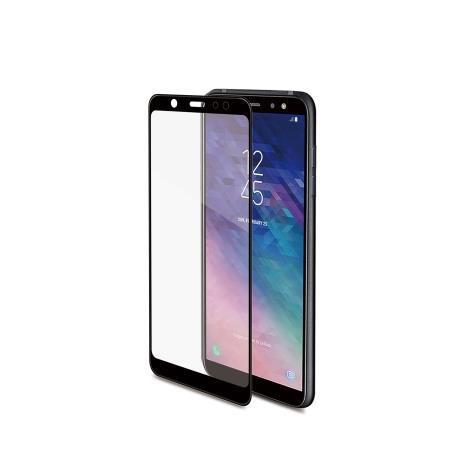 3D GLASS GALAXY A6 (2018) BLACK