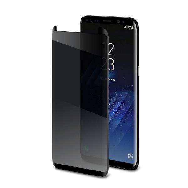 PRIVACY 3D GLASS GALAXY S8 BK