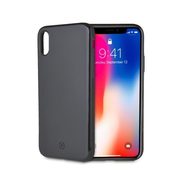 GHOST SKIN IPHONE X BLACK
