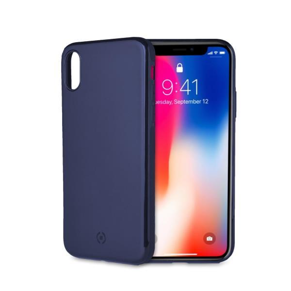 GHOST SKIN IPHONE X BLUE