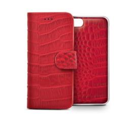 RED CROCODILE AMBO FOR IPHONE 5/5S