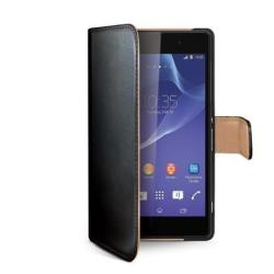 WALLY CASE FOR XPERIA T3 BK