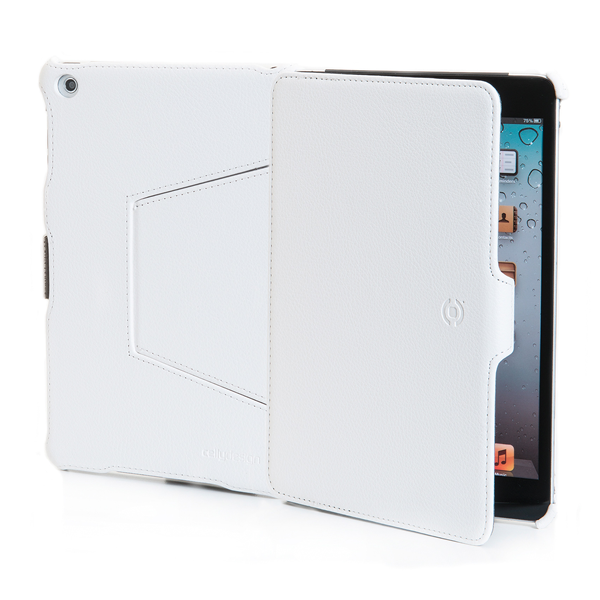 BOOK TABLET IPAD MINI/2/3 WHITE