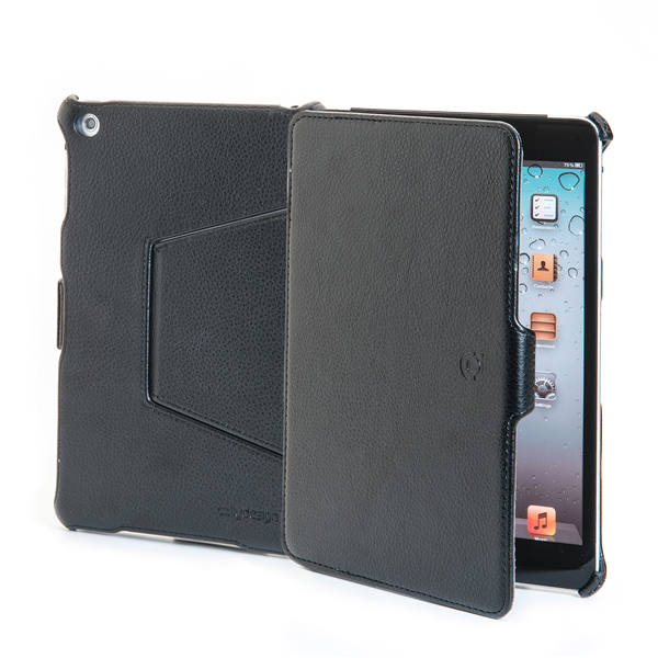 BOOK TABLET IPAD MINI/2/3 BLACK