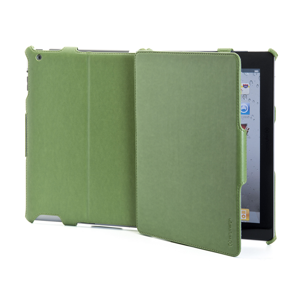 RISTRETTO CASE IPAD/2/4 GREEN