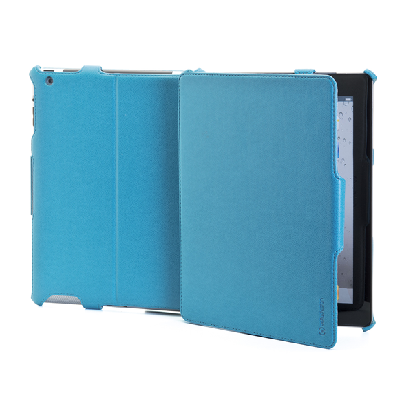 RISTRETTO CASE IPAD/2/4 LIGHT BLUE