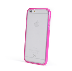 BUMPER COVER FLUO IPHONE 6 PK