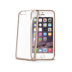 LASER COVER IPHONE 6/6S GOLD