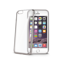 LASER COVER IPHONE 6/6S SILVER