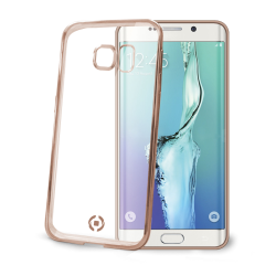 LASER COVER GALAXY S6 EDGE GOLD