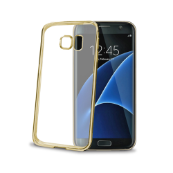 LASER COVER GALAXY S7 EDGE GOLD