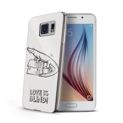 LOVE IS BLIND COVER CROCO GALAXY S6