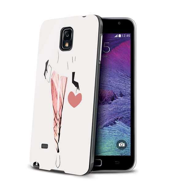 COVER DESIGN CHIC GALAXY NOTE 4