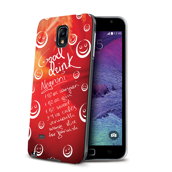 COVER DESIGN NEGRONI GALAXY NOTE 4