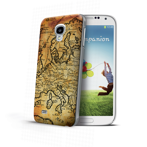 COVER DESIGN AWARD GALAXY S4 EUROPA