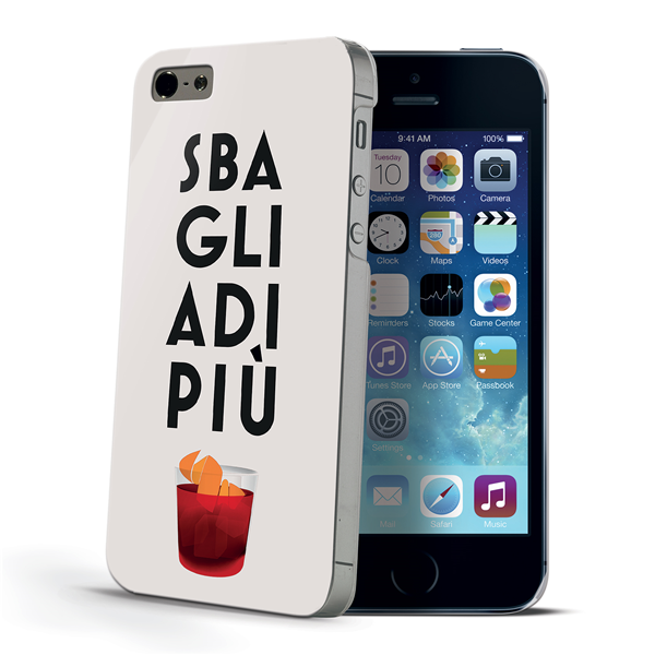 COV DESIGN SBAGLIADI+ IPHONE SE/5S