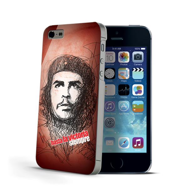 COVER DESIGN CHEGUEVARA IPHONE SE