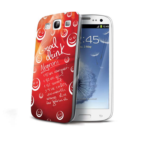 COVER DESIGN AW. S3/S3 NEO NEGRONI