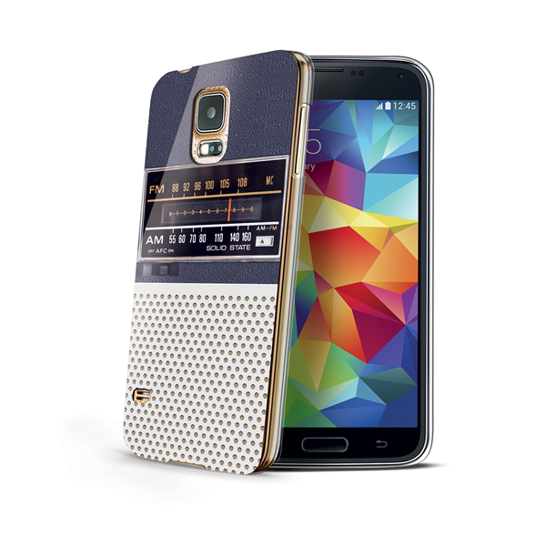 COVER DESIGN AWARD S5 MINI RADIO